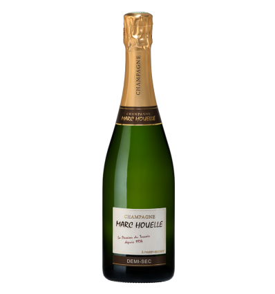 Champagne Marc Houelle Demi Sec